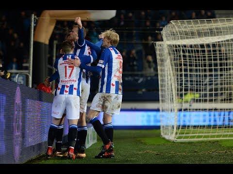 Eredivisie speelronde 15: sc Heerenveen - VVV