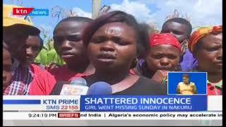 13-year-old Nakuru girl 'raped' and murdered, body found in a maize farm