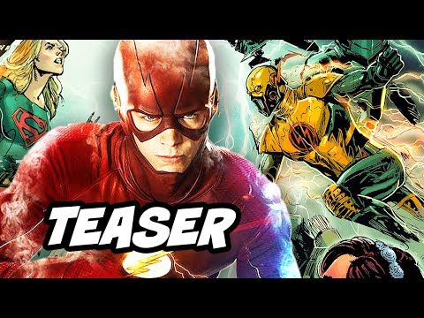 The Flash Season 4 Arrow Crossover Teaser Breakdown - Crisis
