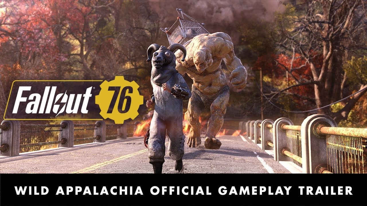Fallout 76 | Fallout 76 - Free Wild Appalachia Update Now Available