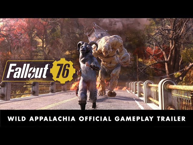 Fallout 76's Wild Appalachia Update is Now Live, Adds New Quests and