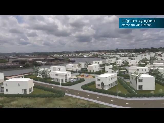 CDC Gabon - Projet Immobilier