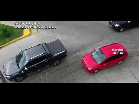 """Asi cayeron los """"escruchantes"""" chilenos que robaron en Benavídez"""