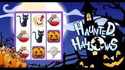 HAUNTED HALLOWS Slots
