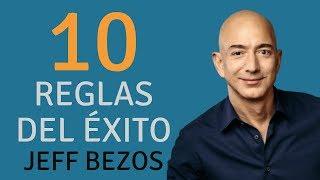 TOP 10 JEFF BEZOS | 10 REGLAS DEL ÉXITO JEFF BEZOS (AMAZON)