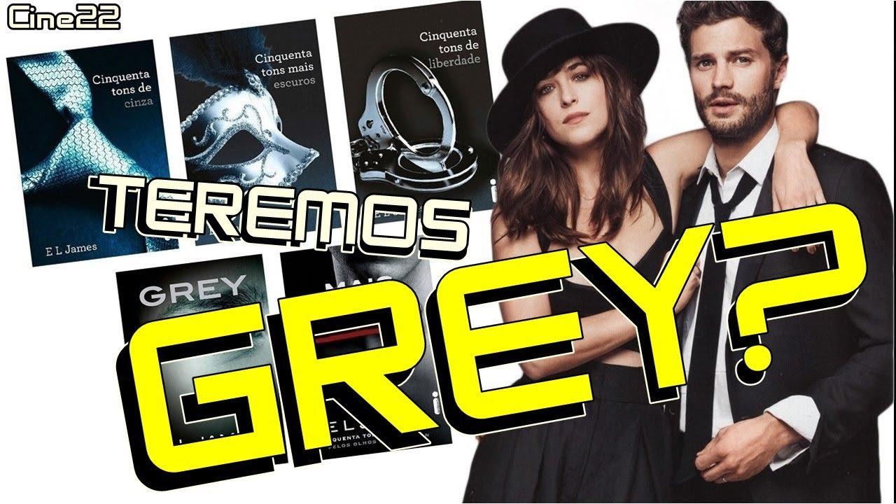 50 Tons Mais Escuros Download Torrent grey terÁ adaptaÇÃo para o cinema? vÍdeo explicativo para os