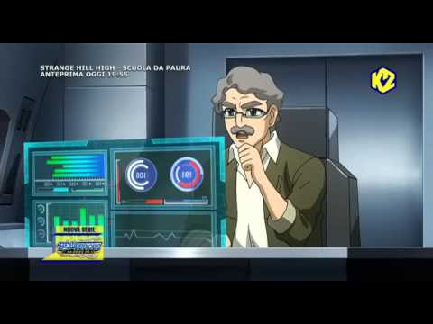 Download (IT) BeyWarriors Cyborg Episode 7: Determinazione