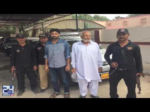 NAB arrested two police officers arrested over corruption allegation