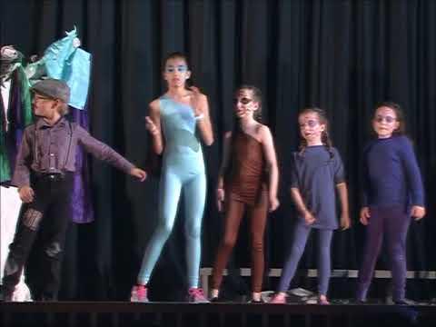 """Παιδικό θέατρο: """"Το μαγικό δέντρο"""" - ΜΕΡΟΣ 4 από 5 ( Αλλοτροπία 2016-2017)"""