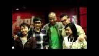 Promo Tour Afgan Malaysia - Radio