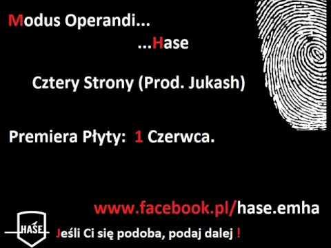 Hase-Cztery Strony (Prod. Jukash)  [Modus Operandi LP PROMO]