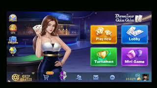 Cara Hack Domino Qiu-Qiu TopFun  atau HDI Menggunakan Game Guardian screenshot 1