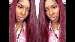 Repeat youtube video How i maintain my RED color + Dhairboutique Cambodian final review