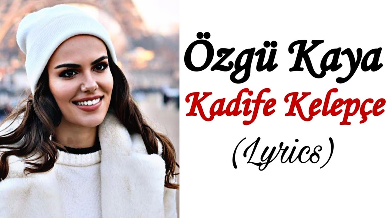 Özgü Kaya - Kadife Kelepçe (Kimse Bilmez) Перевод песни.