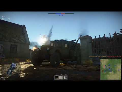 WAR THUNDER  ONE SHOT KILL ON BV-238