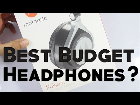 Motorola Pulse 2 Review The Best Budget Top Headphones?