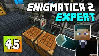 enigmatica 2 expert mode ep 45 master infusion crystal fluxed phyto gro automation