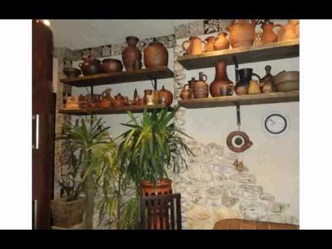 Видео Декор Стен На Кухне Фото
