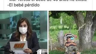 """""""Bebé de 40 años"""": Memes de María Teresa López, viral del momento"""