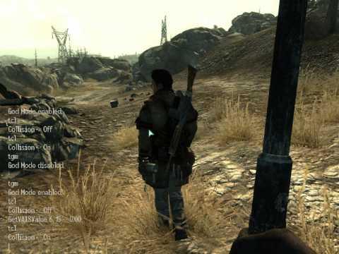 Чит Коды Fallout 3