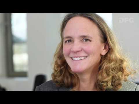 Verleihung des Leibniz-Preises an Britta Nestler