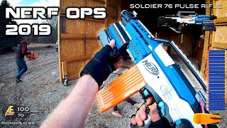 NERF OPS 2019 Nerf First Person Shooter Collection!