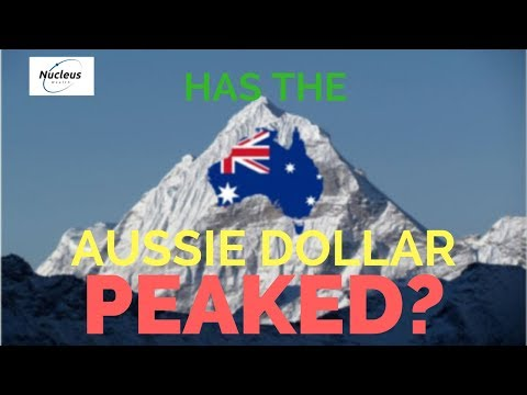 Nucleus Insights : Has the Aussie Dollar Peaked?
