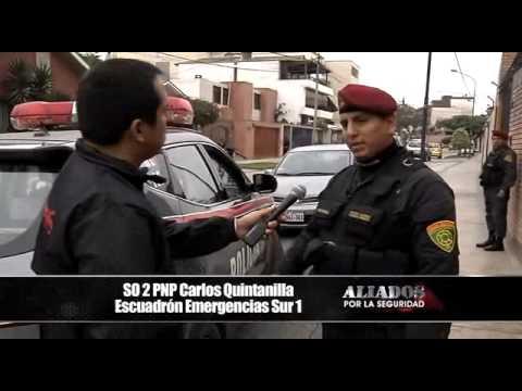 Aliados Por La Seguridad Aliado Ciudadano Serenazgo De Surco - Captura Raqueteros ''Los Porkys''