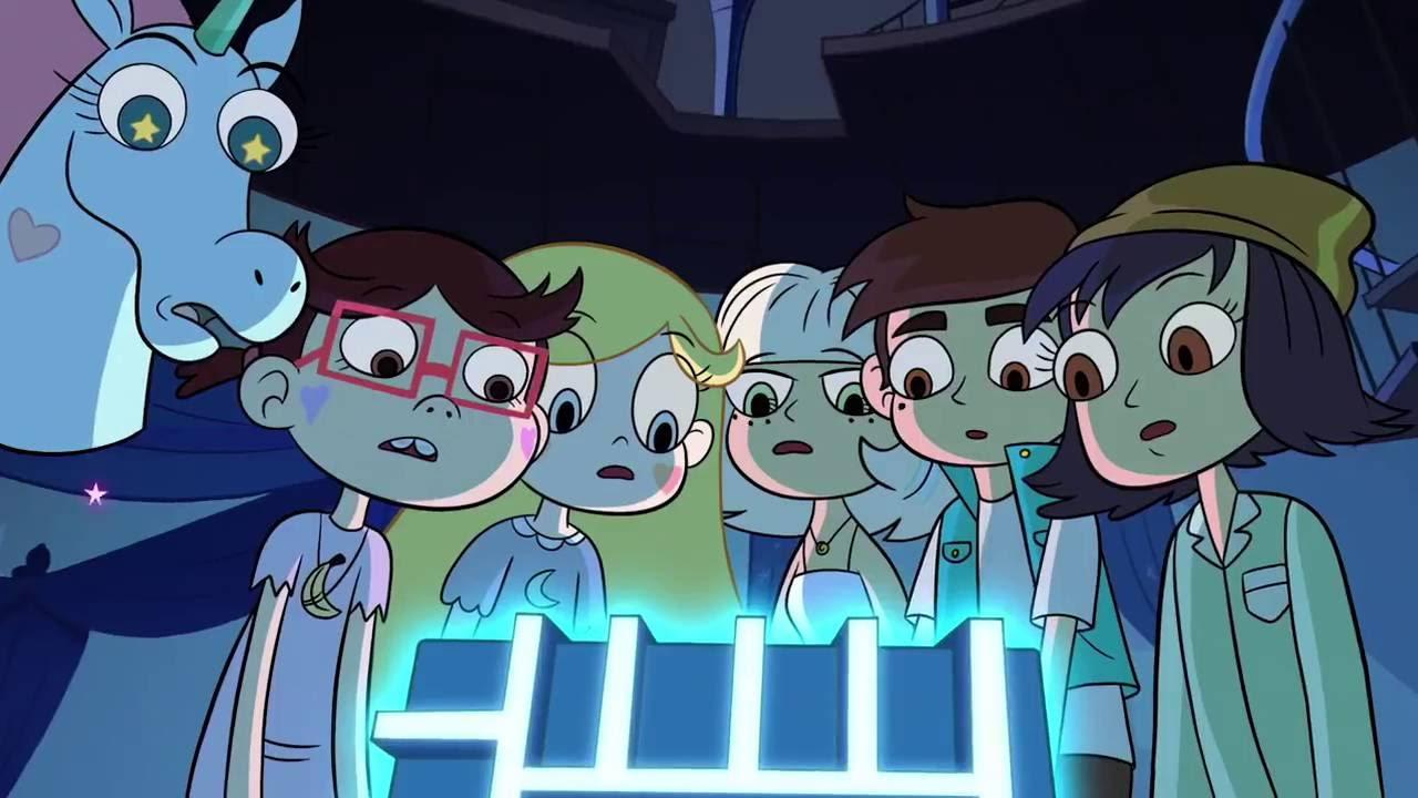 Gravity Falls Cast Wallpaper Star Vs Las Fuerzas Del Mal Quot La Pijamada Quot Temporada 2