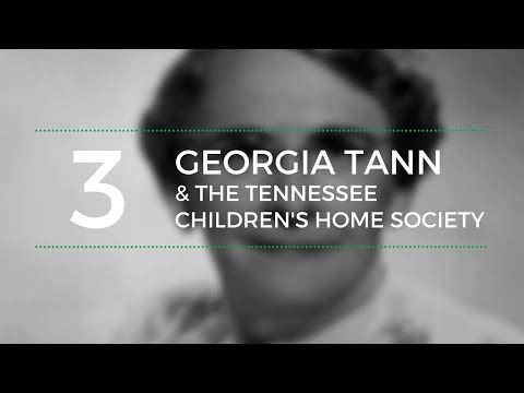 Something's Not Right Ep. 3: Georgia Tann & The Tennessee Childrens Home Society