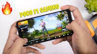 POCO F1 Gaming Review, Heating Test & Battery Drain (PUBG, Asphalt 9, NFS No Limits, ROS) 🔥