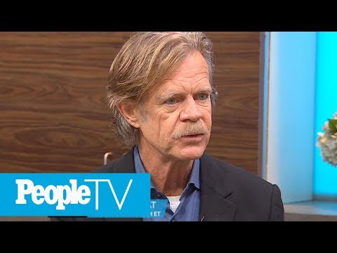 Shameless: William H. Macy On Wife Felicity Huffman, Secret To Long-Lasting Relationships | PeopleTV