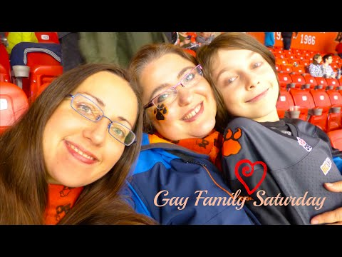 Gay Family Saturday = Sport + Food + Football = FUN | By Victoria Paikin