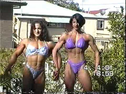 Christine Envall : one of the biggest female bodybuilder