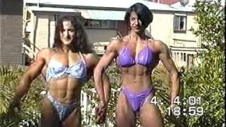 Christine Envall : one of the biggest female bodybuilder