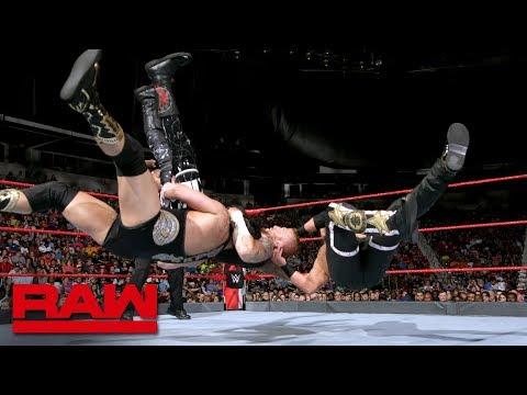 Heath Slater & Rhyno vs. The B-Team: Raw, June 11, 2018