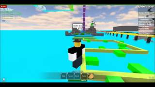 Roblox:super duper obby fail