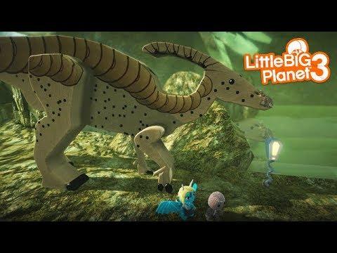 Littlebigplanet 3 Haruis Dinosaur Zoo The Ornithopods Haruii