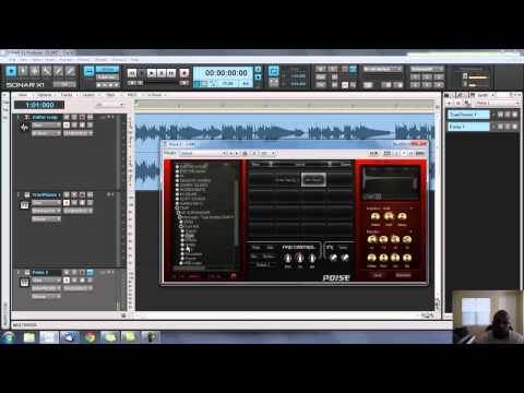 Cakewalk Sonar X1 Tutorial | Making Beats | Part 1 (of 6)