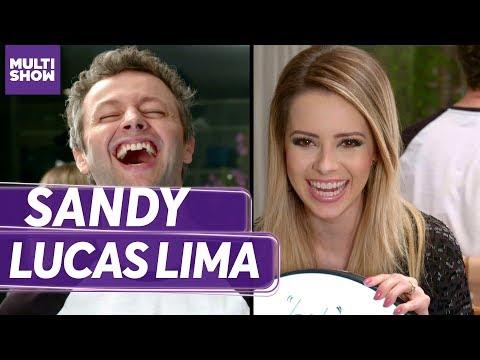 Sandy + Lucas Lima | Quiz de Afinidades | Fernanda Souza | Vai Fernandinha