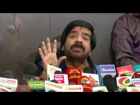 TR ன்  மரண கலாய் - Sasikalaவையும் , Deepaவையும்  & OPSயும்  வருத்துத்தெடுத்த T.Rajendar Comedy - Must Watch -  Tamil News  Political Comedy   T.Rajendar Comedy  -~-~~-~~~-~~-~- Please watch: