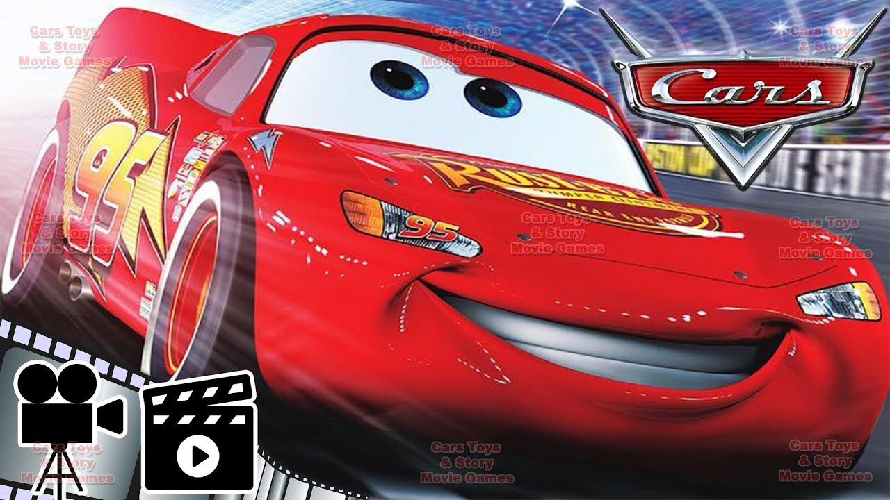 Ganzer Film Deutsch Cars Spiel Filme Fur Kinder Lightning Mcqueen
