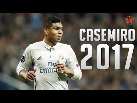 Casemiro ● The Tank ● Crazy Defensive Skills - 2016/2017 |HD
