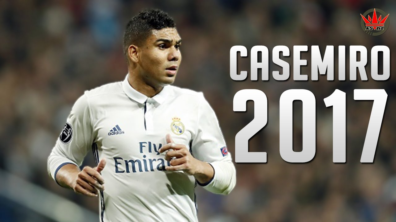 Casemiro ○ The Tank ○ Crazy Defensive Skills 2016 2017 HD