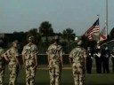 UCF Honors Veterans With Over 1000 American Flags