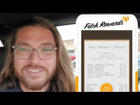Fetch Rewards: The Best Receipt Scanner App! Scan Receipts For Money (INSTANT PAYMENT) FETCH REWARDS