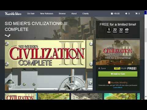 civilization 3 free full version