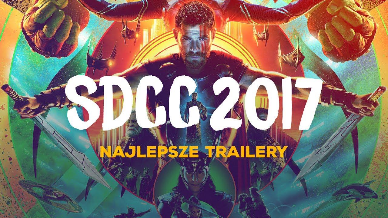 Najlepsze trailery seriali i filmów z SDCC 2017