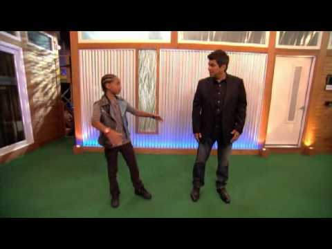 George Fights Jaden Smith - Lopez Tonight (6/16/2010)