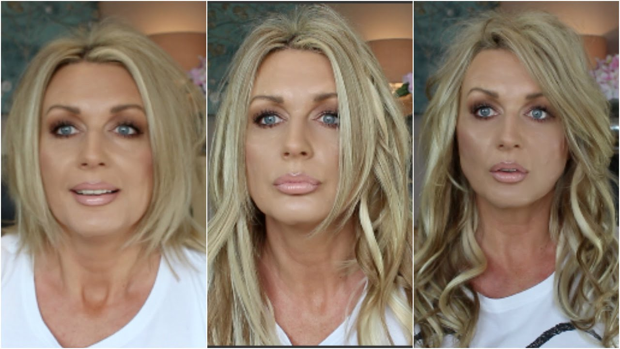 Instant highlights lowlights with hair extensions youtube pmusecretfo Gallery
